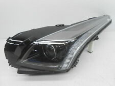 OEM Cadillac CTS Left Driver Complete HID Headlight Head Lamp-Tab Missing/Chip