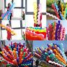 50x Twist Spiral Lange Latex Luftballons Hochzeit Kinder Geburtstag Deko B TFX