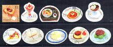 Japan 2019 ¥82 Sweets, (Sc# 4273a-j), Used