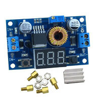3.3V 5V 12V 19V 24V 5A Adjust DC-DC Buck Step Down Voltage Regulator Module 1Pcs