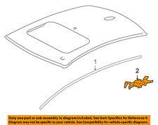 JAGUAR OEM 12-15 XF-Roof Molding Clip C2Z2088010