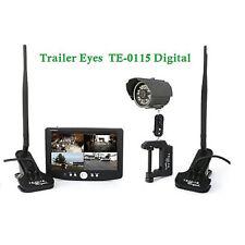 Trailer Eyes Te-0115 Digital Trailer Monitor
