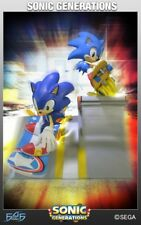 Sonic the Hedgehog diorama Sonic Generations statue numérotée par F4F - 620113
