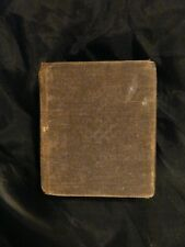 2 Mini Antique BIBLE BOOKS DAILY FOOD & THE CHILD'S BIBLE
