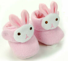 Bunny Rabbit  Slippers for Bitty Baby + Twins Doll Clothes