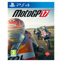 Moto GP 17 PlayStation PS4 2017 EU English Factory Sealed