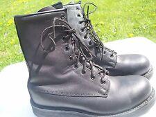 Addison Shoe Co. Mens Size 7 Regular Military Jackboots #611011