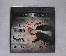 Behind Closed Doors Month Sex Activity Calendar Honeymoon Edition Hot Sexy Gift