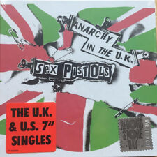"SEX PISTOLS Anarchy In The UK 5 x 7 "" Singles Vinyl Box Set NEW & SEALED RSD"