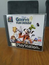 Goofy's Fun House PlayStation 1 ps1 ** komplett mit Booklet **