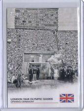 London 1948 Opening Ceremony 2012 Topps U.S. Olympic Team & Hopefuls #OC-11