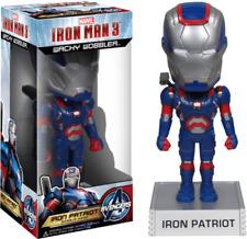 Action Figure Walking Dead Iron Man Wobbler Marvel Avengers Iron Patriot