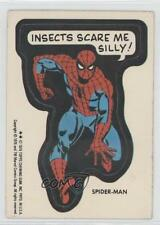 1976 Topps Marvel Comic Book Heroes #SPID Spider-Man Non-Sports Card 1g9