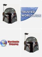 Star Wars The Black Series Boba Fett Premium Electronic Helmet - IN STOCK!!