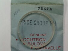 NOS Accutron 28.8 mm  Armored Crystal   #7307M       bul-55