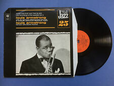 Louis Armstrong - Rare Recordings of the Twenties Vol.2, CBS 65379 Ex+ Condition