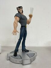 """11.5""""  LOGIN WOLVERINE resin statue  by ONE2ONE Marvel X-MEN X-Force Avengers"""