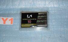 10 Hameçons carpes KORDA KAPTOR KURV SHANK B taille / couleur au choix neuf