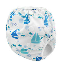 Alva Baby Swim Diaper Pool Pant Washable Reusable Breathable Cover 10-40lbs