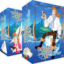 ★Les Voyages de Gulliver ★ Intégrale Pack 8 DVD