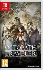 Octopath Traveler Nintendo Switch Game -
