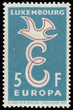 """LUXEMBOURG 343  - Europa """"Stylized Bird"""" (pf29196)"""