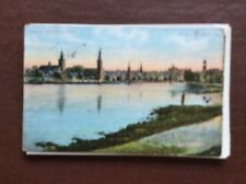 ca4 Postcard used 1907 inverness from friars shott