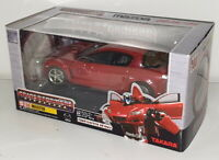 Takara 1:24 Scale Transformers Meister Mazda RX-8 Transformable Model Car