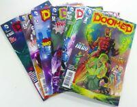 DC Comics DOOMED (2015) #1 2 3 4 5 LOT Superman VF/NM Ships FREE!