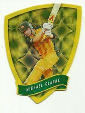 Cricket Australia Select 2009/10 DIE CUT FDC45 MICHAEL CLARKE TWENTY 20 TEAM