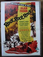 Rock,Rock,Rock! DVD.Featuring The King Of Rock 'N'Roll Alan Freed.Disc Is In VGc