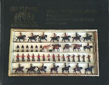 OLD TOY SOLDIER AUCTIONS INVESTMENT RARITIES Jim Cook Toy Soldier Collection Cat