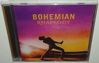 QUEEN BOHEMIAN RHAPSODY (ORIGINAL SOUNDTRACK) (2018) BRAND NEW SEALED CD