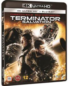 Terminator Salvation 4K UHD + Blu Ray