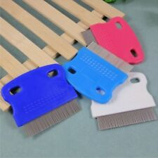 1*High Quality Terminator Lice Comb Hair Rid Headlice Stainless Steel Metal New