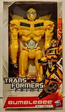 "Transformers Prime Bumblebee Yellow Autobot 12"" Action Figure by Hasbro NIB"
