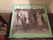 "PRETTY BOYS - BEAT PROMISES 12"" LP FRANCE - MOD POWER POP"