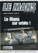 LE MANS RACING n°18 12/2003 PETIT LE MANS PHIL HILL COSSON