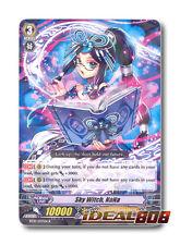 Cardfight Vanguard  x 1 Sky Witch, NaNa - BT07/037EN - R Mint