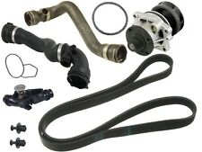 BMW E46 OEM Cooling KIT Water Pump + Thermostat + Upper & Lower Coolant Hoses