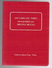 LES LAMA DU TIBET fotografato da Melina MULAS franco sciardelli 2003 in francese