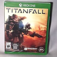 GAME XBOX ONE Titanfall (1) NEW MINT SEALED