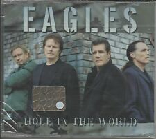 EAGLES - Hole in the world - CDs SINGOLO 2 TRACKS