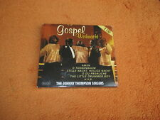 Gospel Weihnacht Doppel-CD von The Johnny Thompson Singers 2007