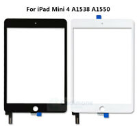 New For iPad Mini 4 A1538 A1550 Touch Screen Replacement Digitizer Glass Tools A