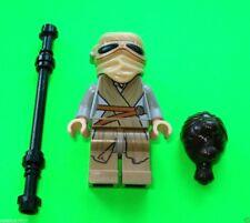LEGO STAR WARS FIGUR ### REY MIT MASKE SET MILLENIUM FALCON 75105 NEU ### =TOP!