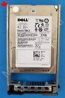 """Dell 2.5"""" 146GB 15K SAS Hard Drive 6G X162K 61XPF 1DKVF Tray R610 R710 R810 R910"""
