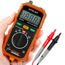 HYELEC MS8232 Non-contact ABS Digital Multimeter DC AC Voltage Current Tester