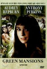Green Mansions (1959) / Mel Ferrer / DVD, NEW