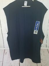 Fruit Of the Loom Vintage easy to wear Sleeveless T Shirt 3XL